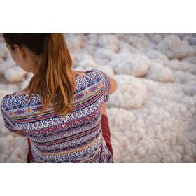 Sherpa Kira T-shirt Dames, peetho white